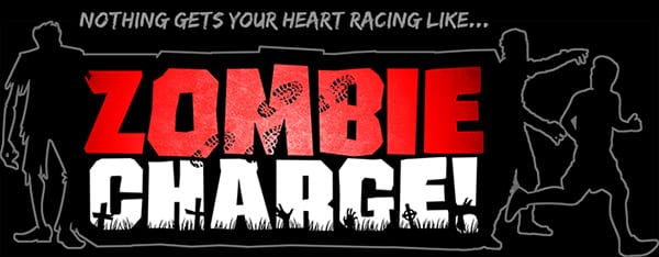 Houston Texas Zombie Charge 2015