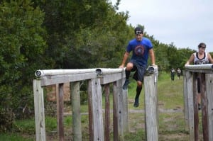 Johns Island Mud Run Arm Walk A