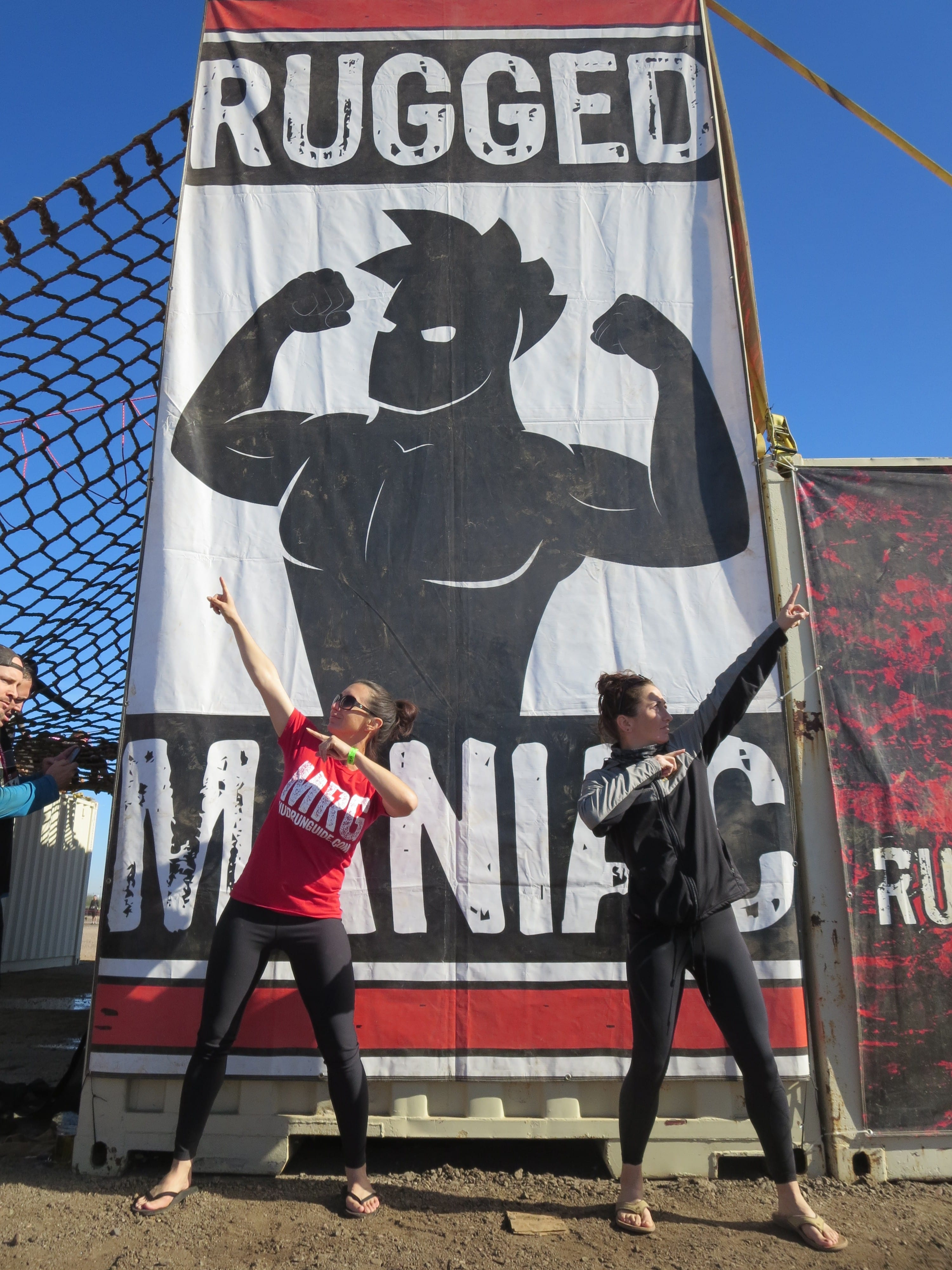 Tanya Manning Shares Her Experience At Rugged Maniac In Arizona This Is My Second The Last One Was 2016 Before Shark Tank