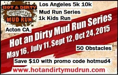 List Of Mud Runs Amp Obstacle Races In California Ca The