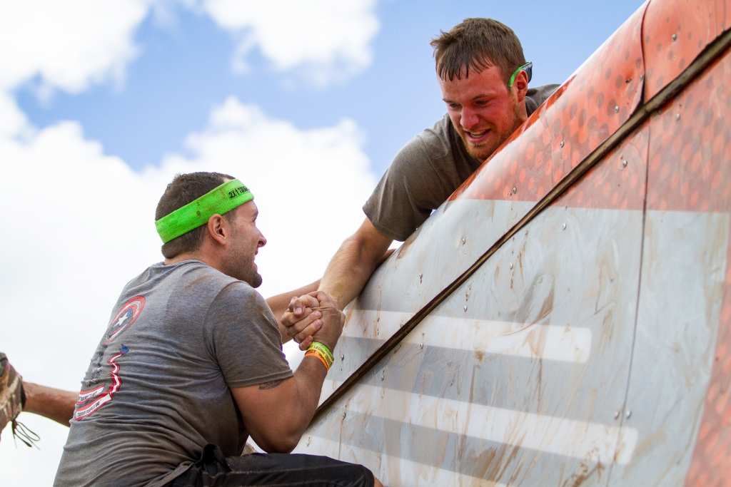 Tough Mudder China