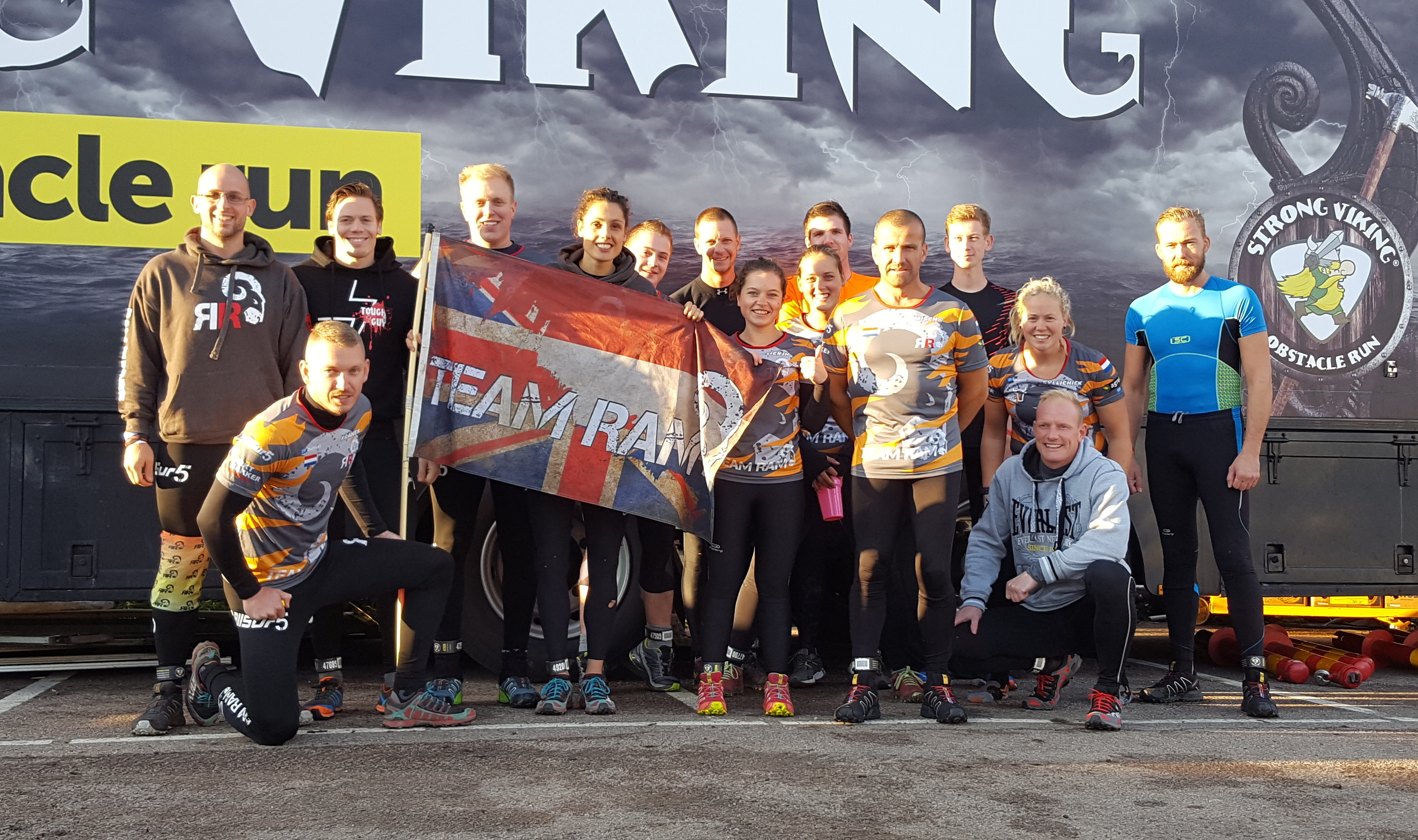 Race Recap: Strong Viking Brother Edition
