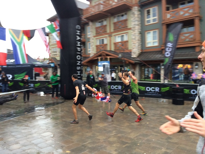 OCR World Championships Team Race Results