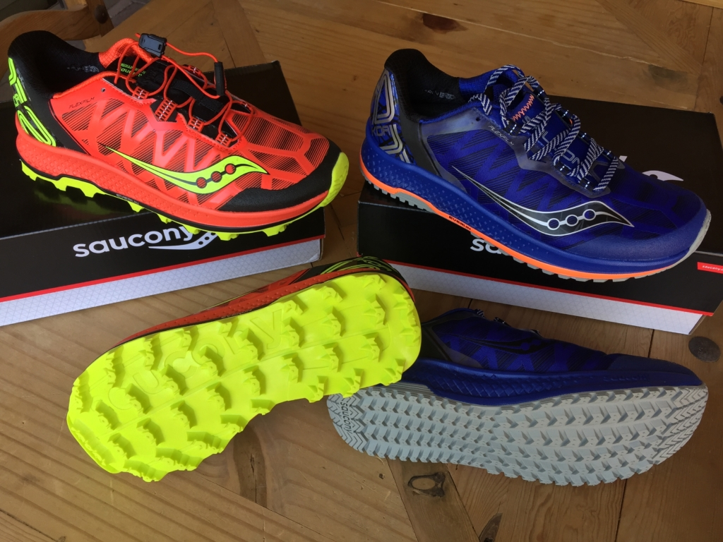 Gear Review: Saucony KOA TR & KOA ST Trail Running Shoes