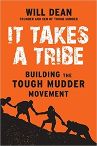 Will Dean It Takes a Tribe Book Tough Mudder